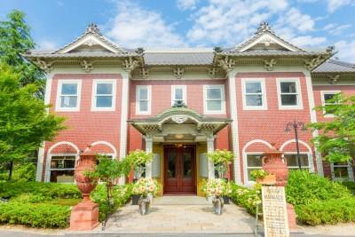 迎賓館サクラヒルズ川上別荘/ゲイヒンカンサクラヒルズカワカミベッソウ:写真18:外観