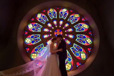 サンタガリシア大聖堂(旧バードグリーンホテル フェンテ・グランデ)/サンタガリシアダイセイドウ:写真2