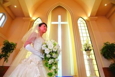 チャペル ザ・シアター サルヴェ/チャペルザシアターサルヴェ:写真10:挙式のみの結婚式もお任せ!