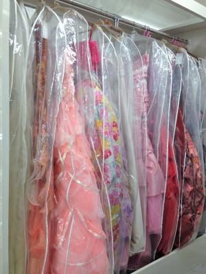 咲楽結婚Naviカウンター/サクラケッコンナビカウンター:写真4:カラードレス(暖色系)