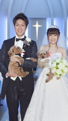 クラブハウス アフロディーテ/クラブハウスアフロディーテ:写真10:愛犬とのフォトや挙式も叶う!