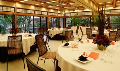 賀城園/ガジョウエン:写真4:1階「松風の間」家族中心の食事会にも◎