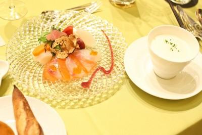 覚王山ル・アンジェ教会/カクオウザンルアンジェキョウカイ:写真4:食材の持込・アレンジも可能
