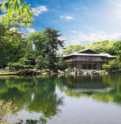 ガーデンレストラン 徳川園/ガーデンレストラントクガワエン:写真1