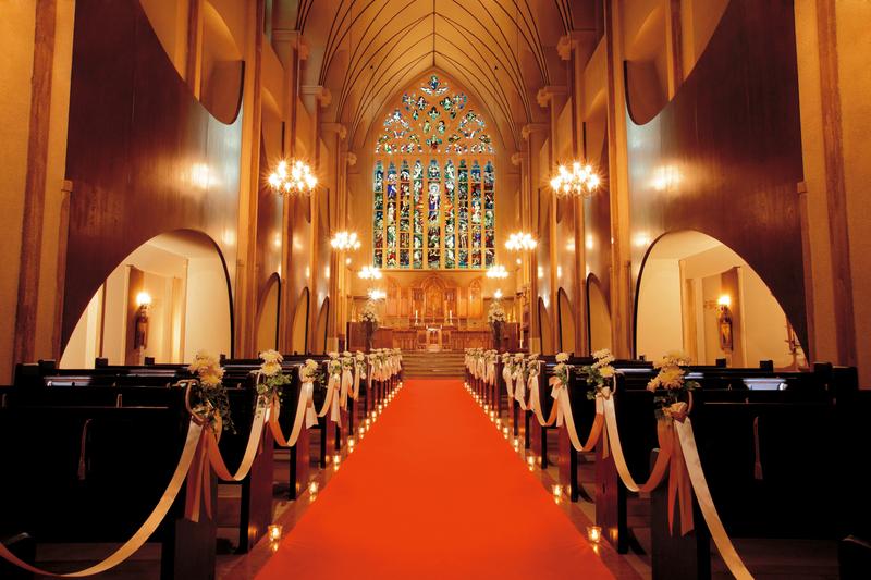 セントリージェンツ大聖堂(マリエール山手)/マリエールヤマテ:メイン写真