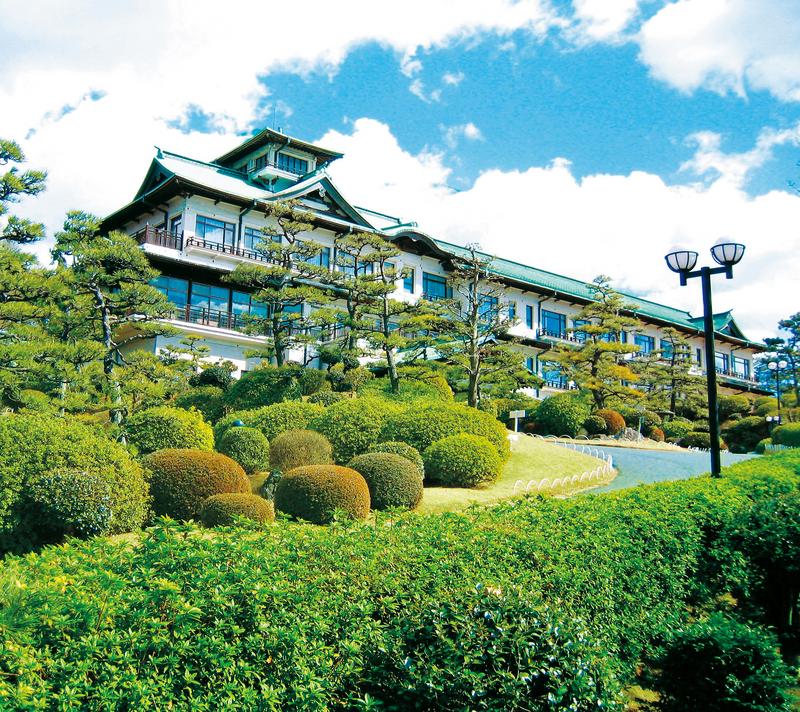 蒲郡クラシックホテル/ガマゴオリクラシックホテル:メイン写真 クラシックホテルで叶うリゾートウエ