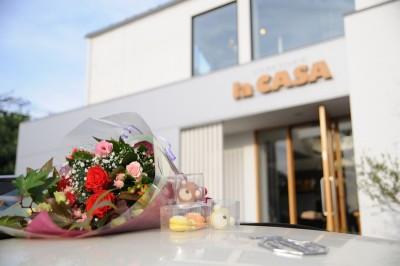 TEA HOUSE la casa KONAN/ティーハウスラカーサコウナン:写真15