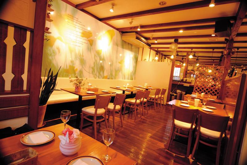 太陽のカフェ/タイヨウノカフェ:メイン写真