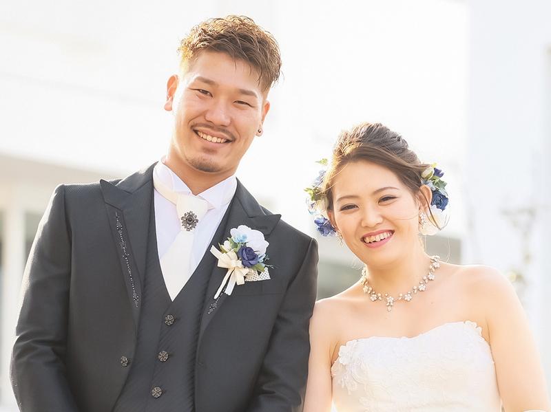 田中智啓さん・由利菜さん(旧姓:早野)