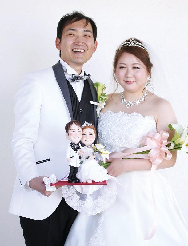 長瀬啓さん・恵子さん(旧姓:牛田)