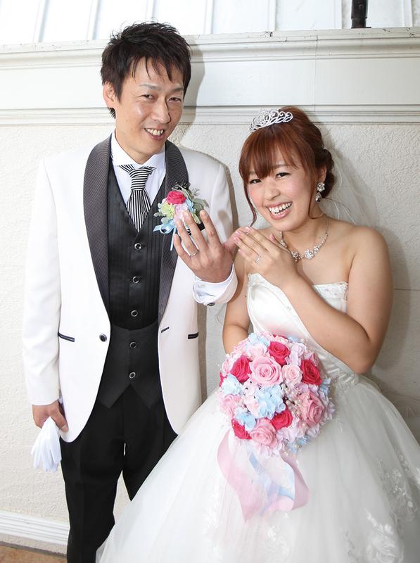 中村聡さん・智咲さん(旧姓:天野)